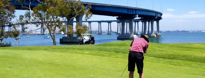 Coronado Municipal Golf Course is one of Inga'nın Beğendiği Mekanlar.