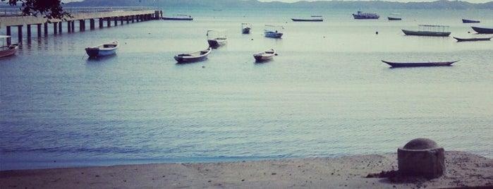 Ilha de Maré is one of PRAIA.