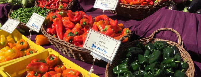 Portland Farmer's Market at PSU is one of America's Freshest Farmers Markets.