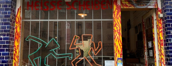 Heisse Scheiben is one of Berlin, to do.