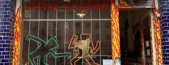 Heisse Scheiben is one of Berlin.