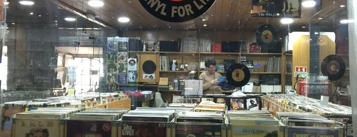 Sound Club Store is one of Lisbon.