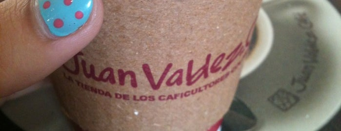 Juan Valdez Café is one of Orte, die Monica gefallen.