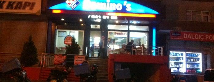 Domino's Pizza is one of Pizzacılar  ve Fast Foadcılar.