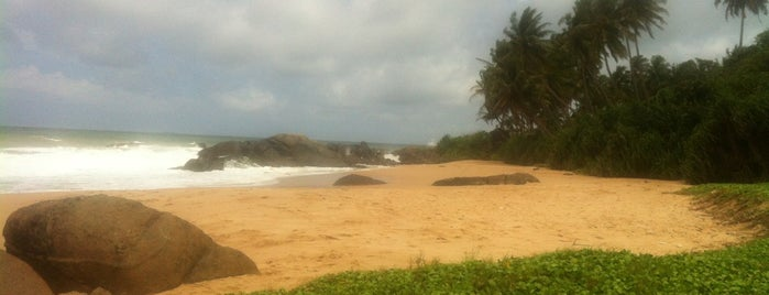 Villa Balapitiya Beach is one of Posti che sono piaciuti a Ришат😎.