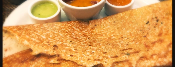 Paper Dosa is one of Melissaさんのお気に入りスポット.