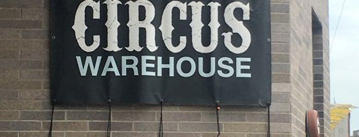 Circus Warehouse is one of Posti salvati di Lana.