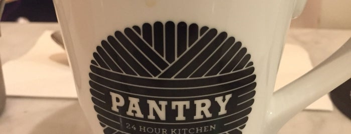 Pantry is one of Lizzie 님이 저장한 장소.