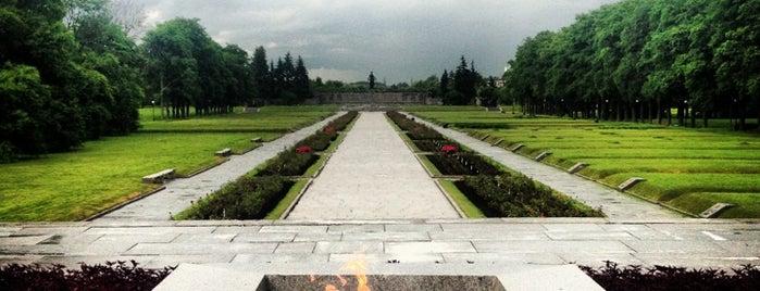 Пискаревское мемориальное кладбище is one of SBP2018..