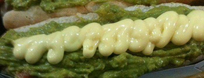 Pollo Barra is one of Locais curtidos por Fernando.