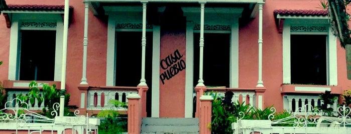 Casa Pueblo is one of Lugares favoritos de Sean.