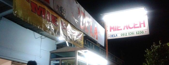 Mie Aceh De'La is one of Lugares favoritos de cicik.