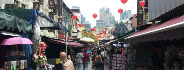 Chinatown is one of Must Visit Places in Singapore.