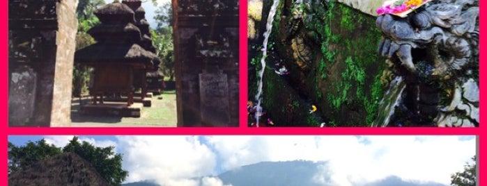 Pura Luhur Batukau is one of Enjoy Bali Ubud.