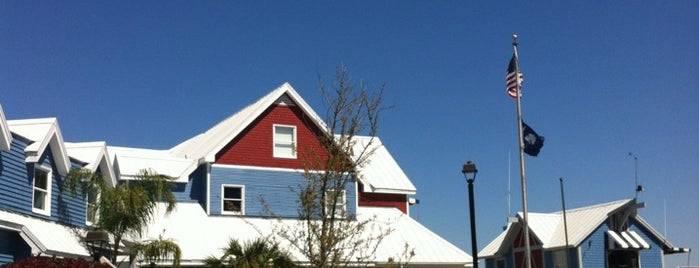 South Beach Marina Village is one of Hilton Head & Savannah.