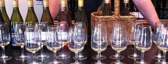 Murdoch James Estate is one of Best Winery's.