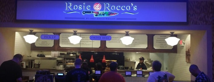 Rosie & Rocco's is one of Lugares guardados de Colleen.