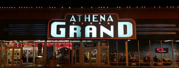 Athena Grand is one of Danielle : понравившиеся места.