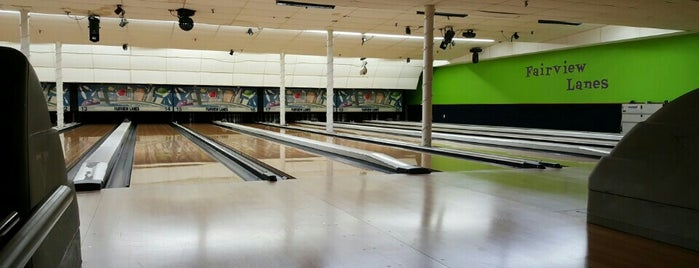 Fairview Lanes is one of AddPepsi.