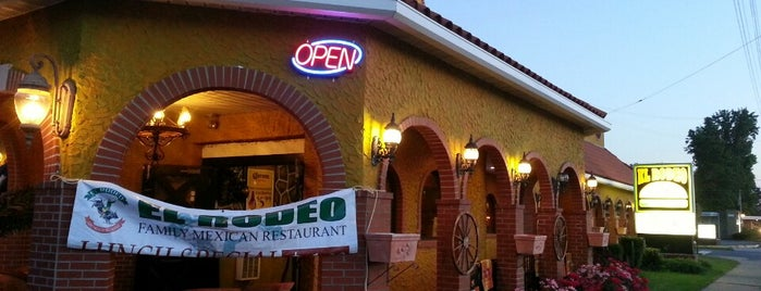El Rodeo Authentic Mexican Restaurant is one of Favorite Food.