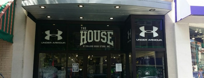 The hOUse by College Book Store is one of SE Ohio and Parkersburg WV.