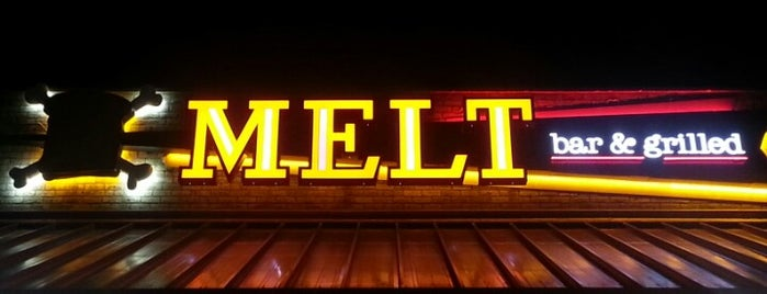 Melt Bar and Grilled is one of Brian'ın Beğendiği Mekanlar.