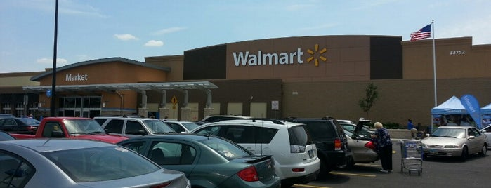 Walmart Supercenter is one of Michael's Liked Places.