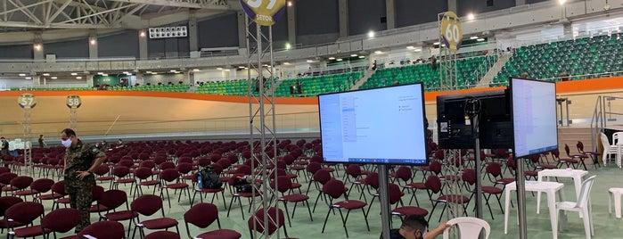 Velódromo Olímpico do Rio is one of Posti che sono piaciuti a Marcello Pereira.