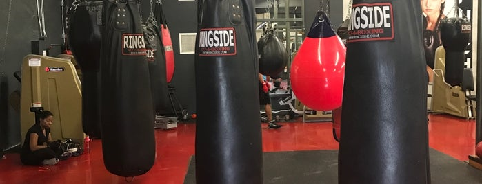 Punch Boxing for Fitness Miami is one of Lieux qui ont plu à Patty.