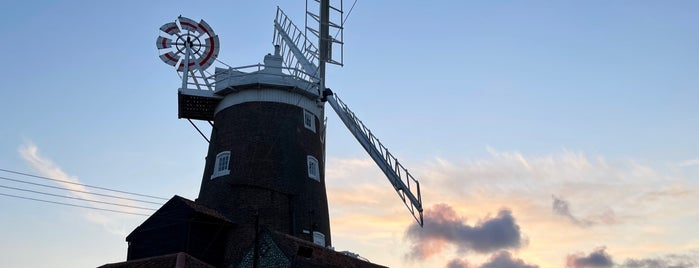 Cley Windmill is one of Norfolk.