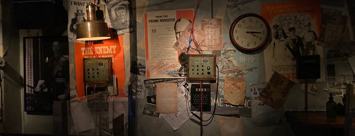 The Bletchley is one of Places to go.