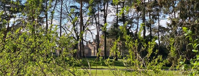 Sandringham Estate is one of NFLK.