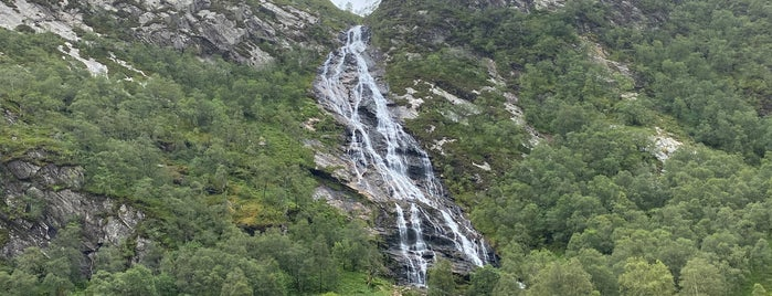 Steall Falls is one of Recomended 4.