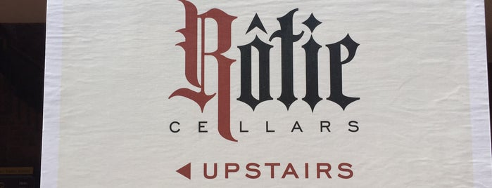 Rotie Cellars is one of Walla Walla to-do's.