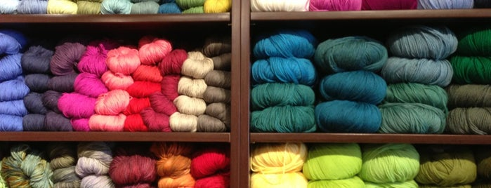 So Much Yarn is one of one of these days: yarn.
