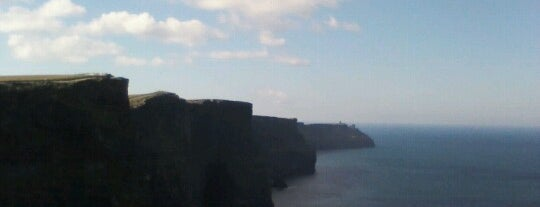 Cliffs of Moher Visitor Centre is one of Ireland.