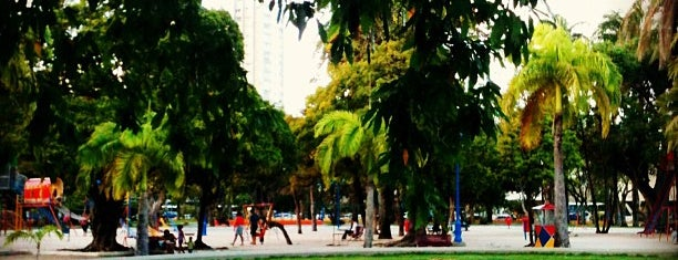 Parque 13 de Maio is one of Mayor list :).