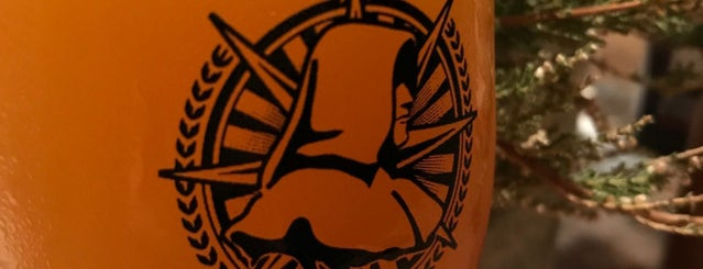 Northern Monk Refectory is one of Beer / Ratebeer's Top 100 Brewers [2017].