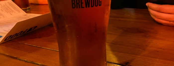 BrewDog Tower Hill is one of London.