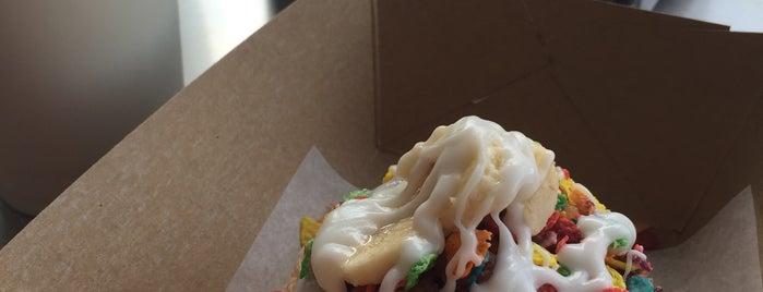 Top This Donut Bar is one of Cincinnati: An Indie-ish Guide.