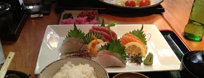 Robataya NY is one of 寿司.
