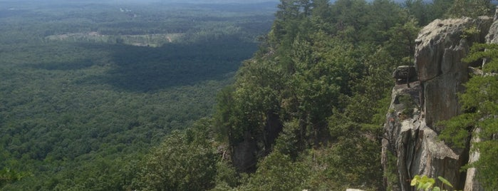 On Top of Crowder's Mountain is one of Outdoor Activities.