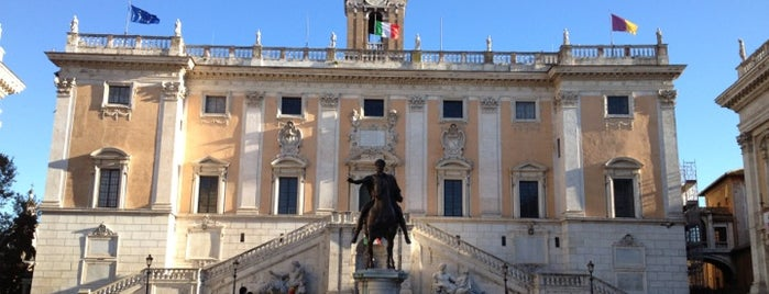 Campidoglio is one of Roma.