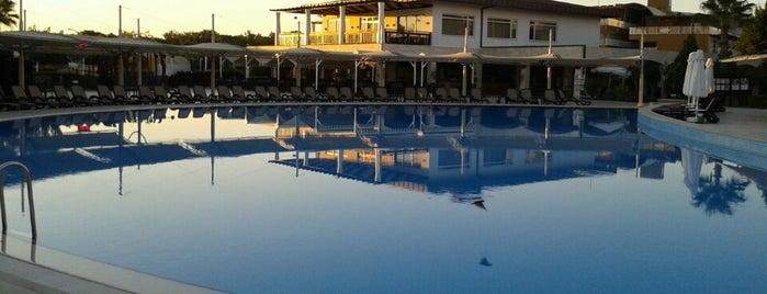 Otium Eco Club Side is one of Lugares favoritos de Mesut.