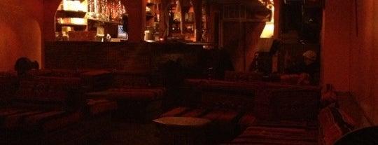 Habibis Hookah Bar is one of Boston: International.