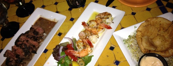 Ceviche Tapas Bar and Restaurant is one of Twain's Favorite Tampa Bay Restaurants.