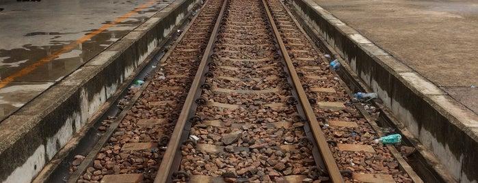 สถานีรถไฟท่านาแล้ง (Thanaleng) SRT7201 is one of Orte, die Masahiro gefallen.