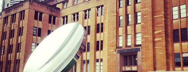Museum of Contemporary Art (MCA) is one of Sydney Day Out.