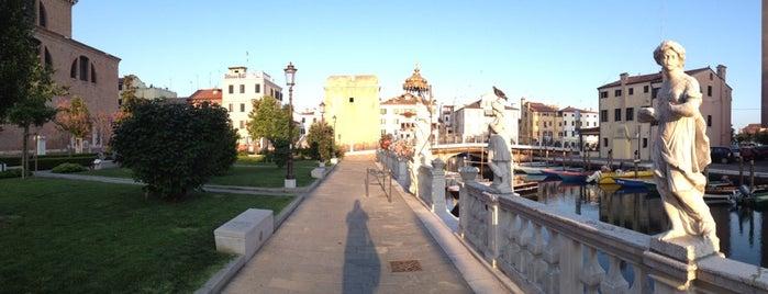Duomo Chioggia is one of Posti che sono piaciuti a Sandybelle.