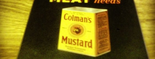 Mustard is one of Lugares favoritos de Dieter.